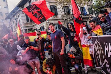 Austellung Faschismus in Spanien